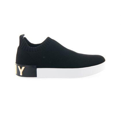 DKNY Sayda Women Casual Black Sneakers