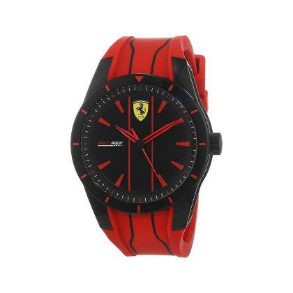 Shop Scuderia Ferrari Redrev Men S Watch Online Ontime Kuwait
