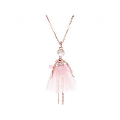 Shop Ted Baker Ballerina Women Rose Gold Necklace Online Ontime Kuwait